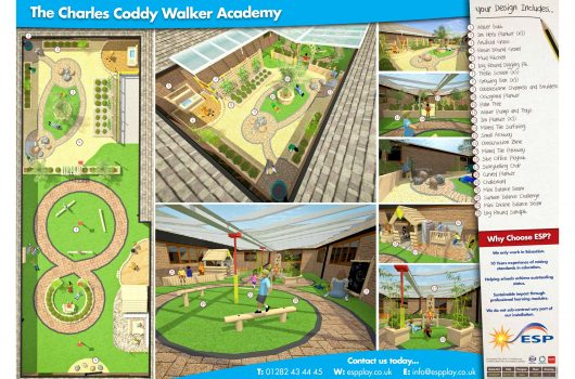 The Charles Coddy Walker Academy - SO24679 - WS2 7BH
