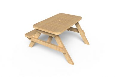 QF044 - Picnic Table - Wheelchair Access copy