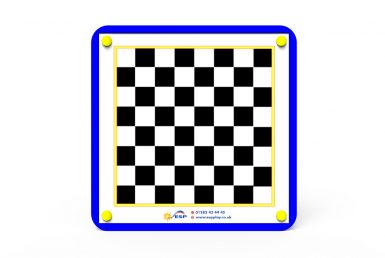 WB005 - Magnetic Game Board - Chess copy