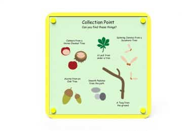 WB020 - Nature Board - Collection Point copy