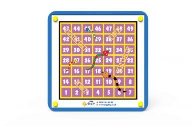 WB034 - Magnetic Game Board -Snakes and Ladders copy