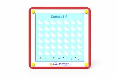 WB035 - Magnetic Game Board - Connect 4 copy