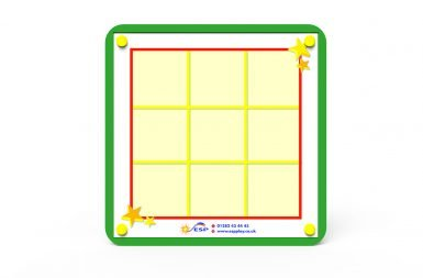 WB036 - Magnetic Game Board - Noughts and Crosse copy