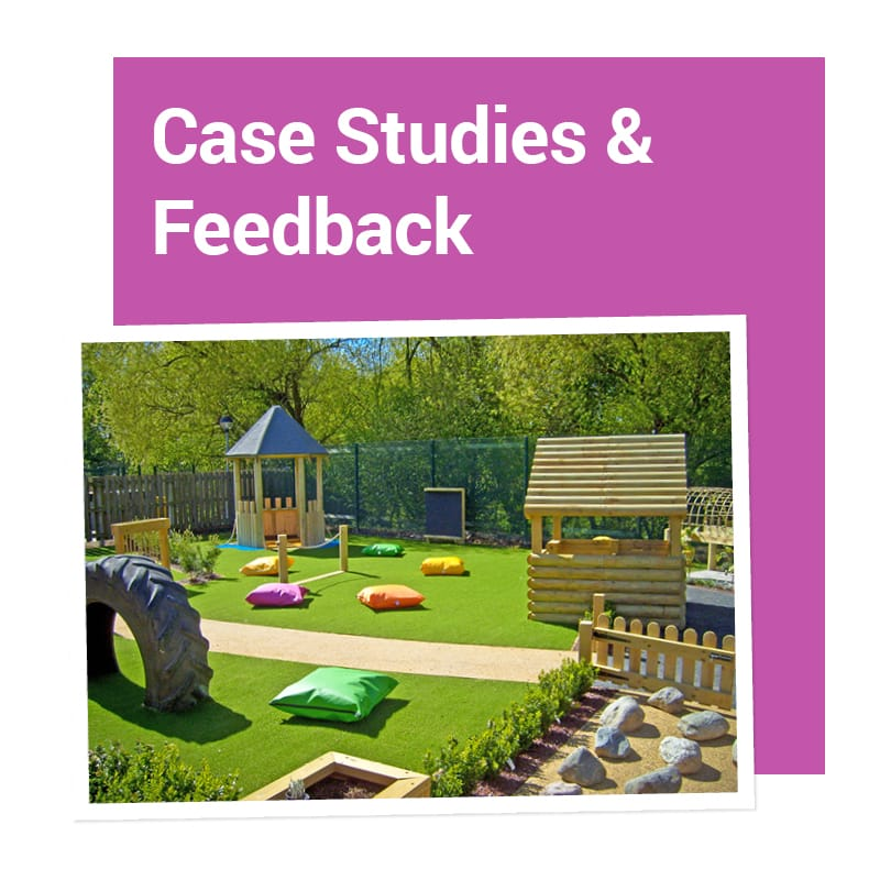 Case Studies and Testimonials following ESP's School Playground Design and Installation Services