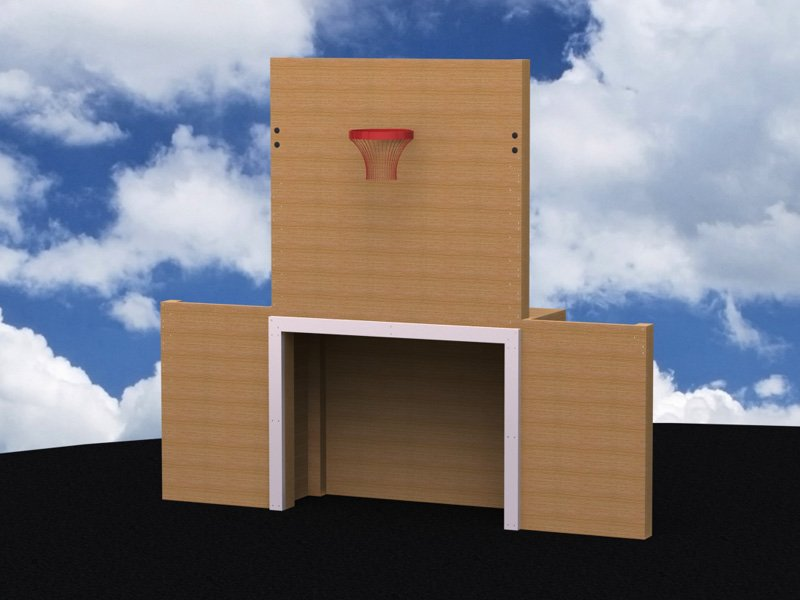 recessed goal units special offer