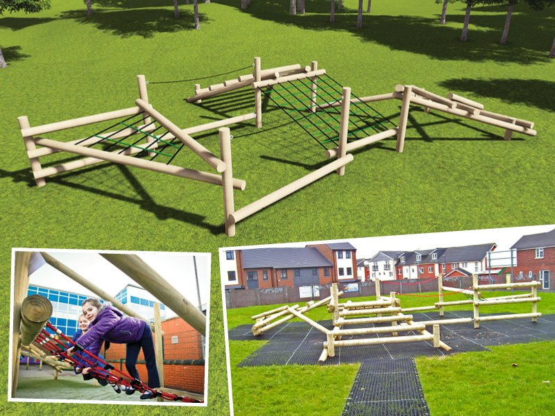 tangled climbing frame special offer for playgrounds