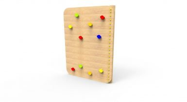 AF036 - Traversing Wall - Wooden - 1 Additional  Section copy