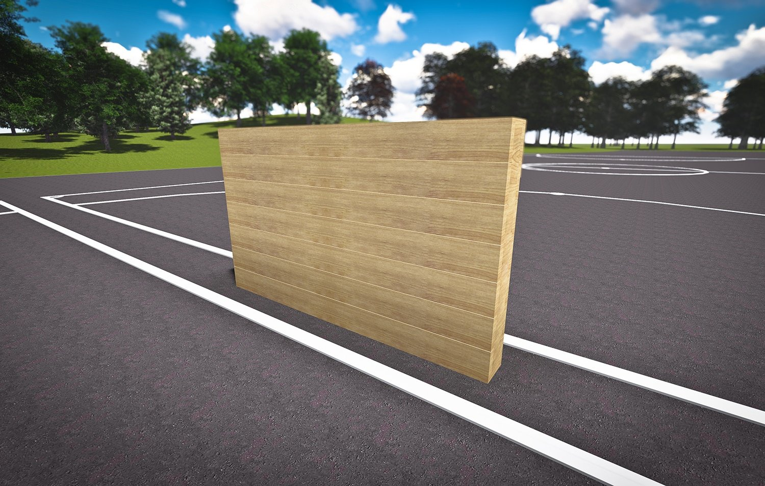 Ball Wall - Double Sided