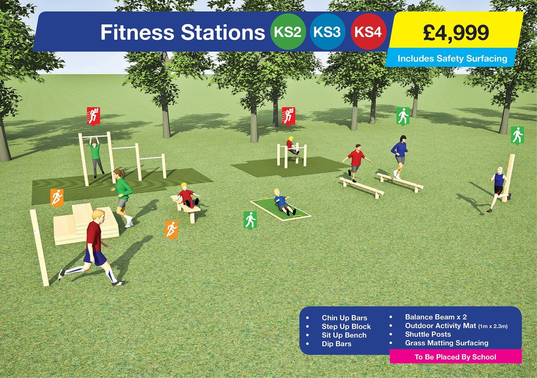 Fitness-Station-Package