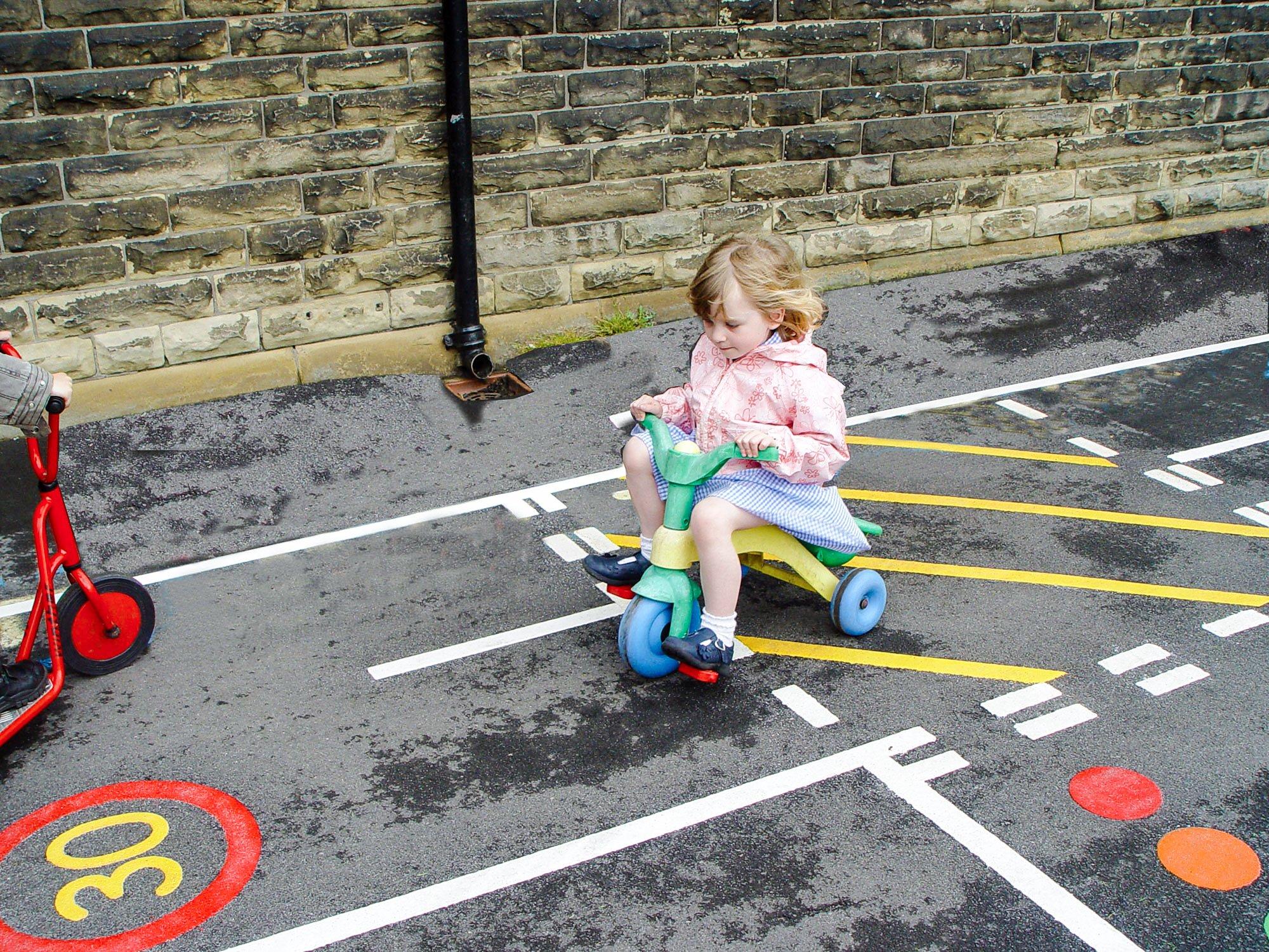 eyfs-playground-markings-roadway - ESP - School Playground ...