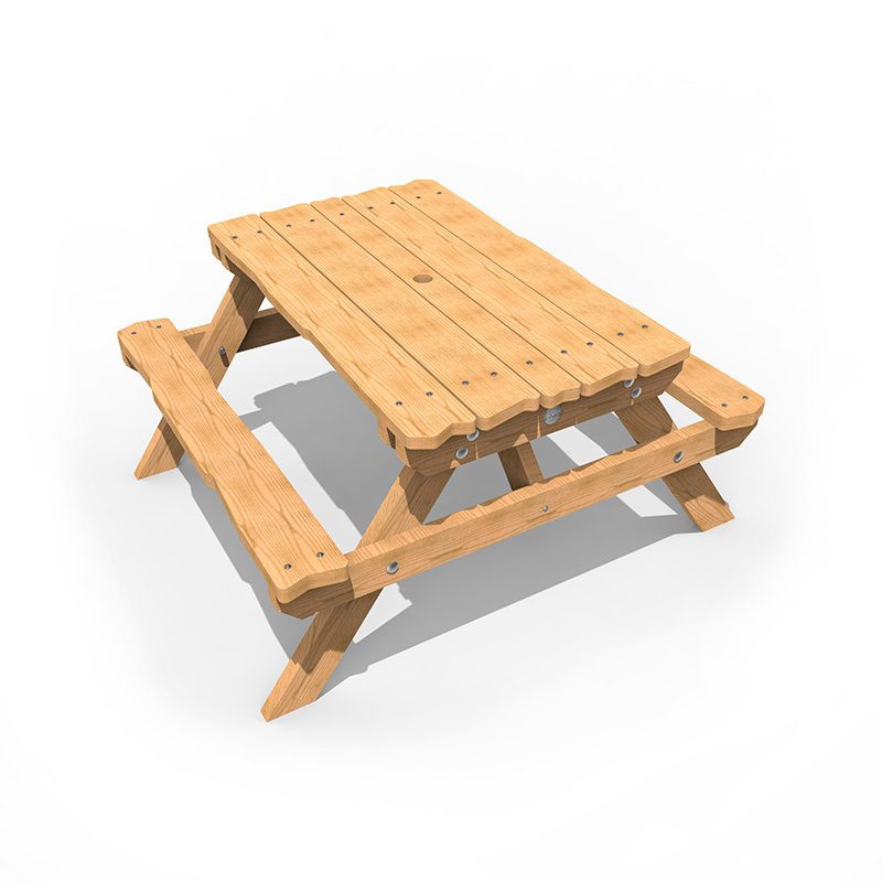Crooked Picnic Table U2013 Small. NEW!