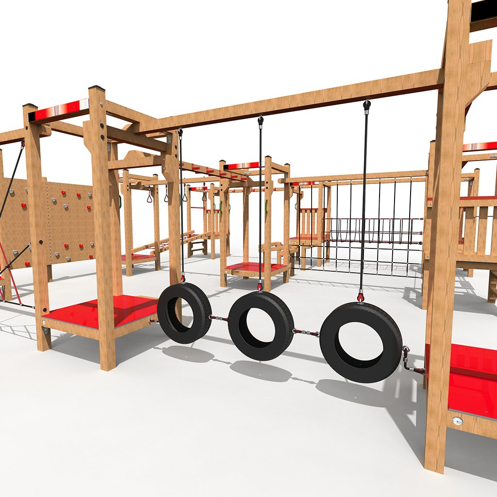 standout playground equipment