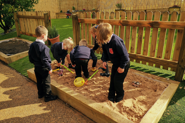 How Outdoor Play Helps Overcome Pandemic Disruption