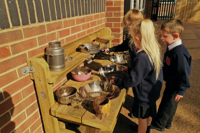 EYFS Imaginative play equipment
